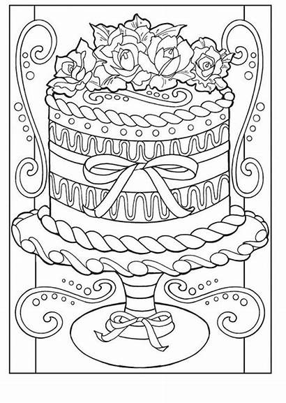 Coloring Pages Printable Delicious Kawaii Internet