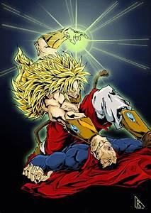 World Breaker Hulk vs Broly? - Battles - Comic Vine