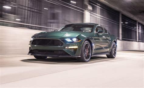 2019 Ford Mustang Bullitt Photos And Info