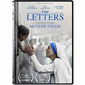 The letters untold story of mother teresa dvd dvd for Letters from mother teresa dvd