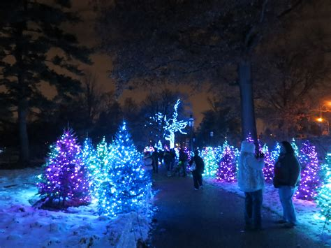 3 must see holiday light displays in st louis mo