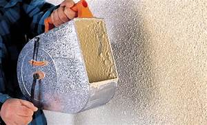 Enduire Un Mur En Parpaing Au Rouleau : tyrolienne pour enduire et cr pir la chaux ecobati ~ Premium-room.com Idées de Décoration