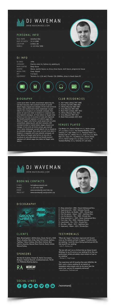 modern cv resume templates  cover letter design