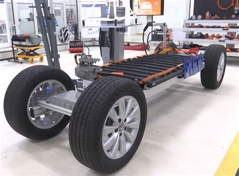 vw academy prepares  electric vehicle production  chattanooga plant wdef