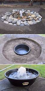 Diy, Water, Feature, Ideas, To, Make, Your, Home, And, Garden, Lovely