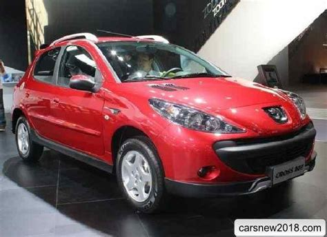debut  road hatchback   peugeot cross