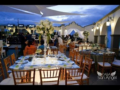 jardin de eventos en tijuana hacienda casa san angel