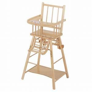 Chaise Haute Bébé Bois : chaise haute bois transformable combelle i had this one ~ Melissatoandfro.com Idées de Décoration