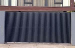 Portail 3 Metres : portail coulissant en alu de 3 m tres portail coulissant ~ Premium-room.com Idées de Décoration