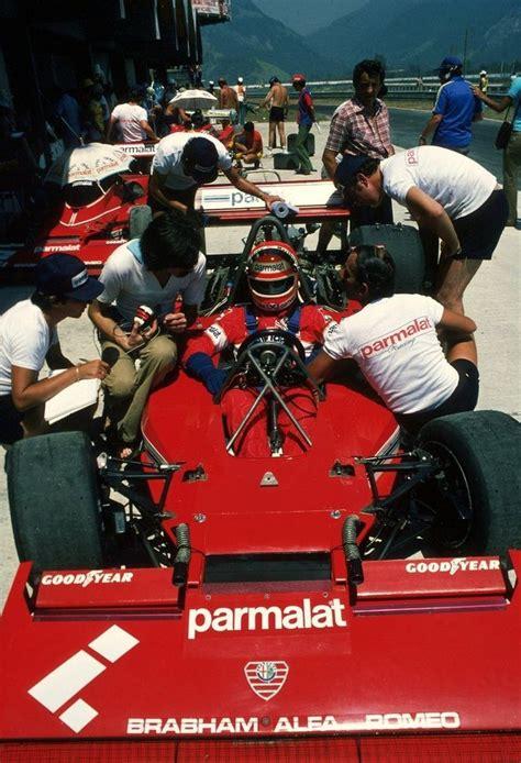 The front of the shirt was the doom logo and the back read wrote it.. Znalezione obrazy dla zapytania Brabham BT45C John Watson Niki Lauda | Classic racing cars, Alfa ...