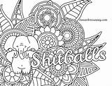 Quiver Coloring App Getdrawings sketch template