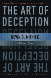 The Art of the Human Element of Security Controlling Deception