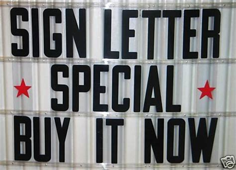 marquee sign letters 8 inch outdoor portable marquee sign letters ebay
