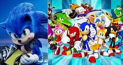Sonic Characters Hedgehog Sequel Needs Film Need
