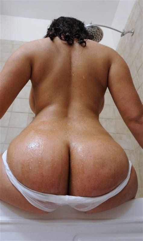 Big Ass In The Shower Porn Pic EPORNER