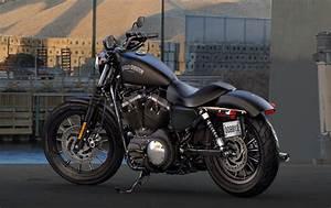 Moto Custom A2 : harley davidson iron 883 ~ Medecine-chirurgie-esthetiques.com Avis de Voitures