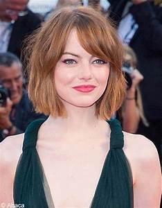 Coupe Carré Visage Rond : coupe de cheveux pour visage carr ~ Melissatoandfro.com Idées de Décoration