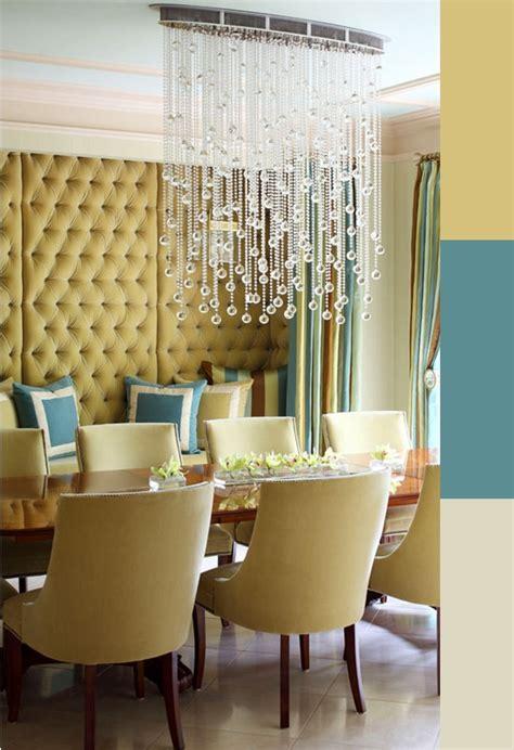 juxtaposed contemporary chandelier in a