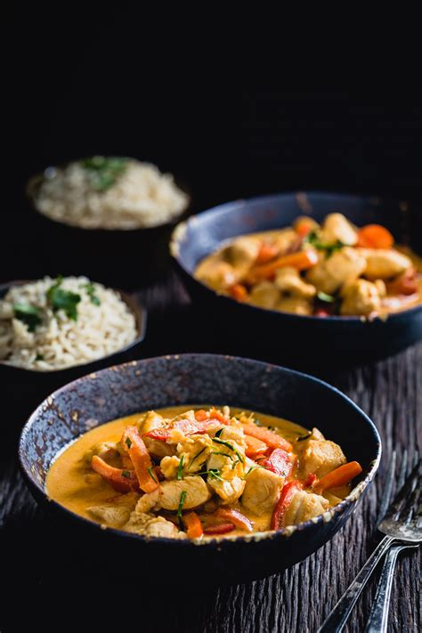 cuisine curry authentic chicken curry eat 4