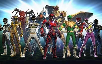 Rangers Power Wallpapers Legacy Wars 1080p Ranger