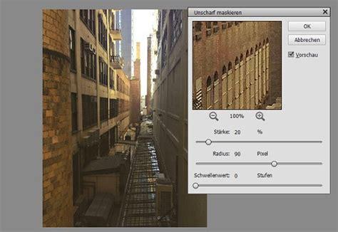 photoshop elements fotos schaerfen  gehts chip