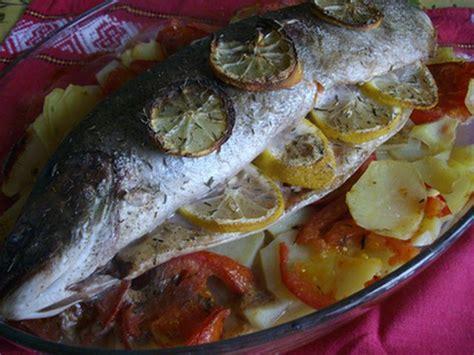 comment cuisiner une grosse truite truite saumonée au four le de manu