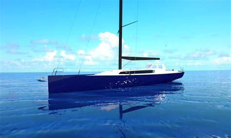 Fast Cruising Boats by 16m Fast Cruising Yacht Boat Design Net