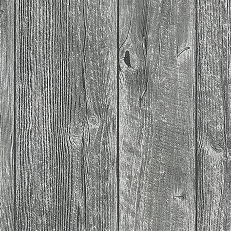 Graues Holz by My Look Vliestapete Holz Grau Holzoptik 10 05 X 0 53 M