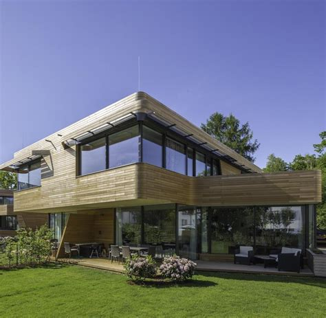 Eigenheim So Stellen Sich Architekten Das Haus Der