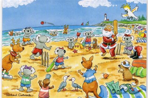 australian christmas six ideas for authentic australian activities