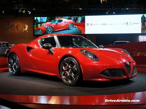 Alfa Romeo Viper : Srt Viper And Alfa Romeo 4c Launched At Dubai Motor Show