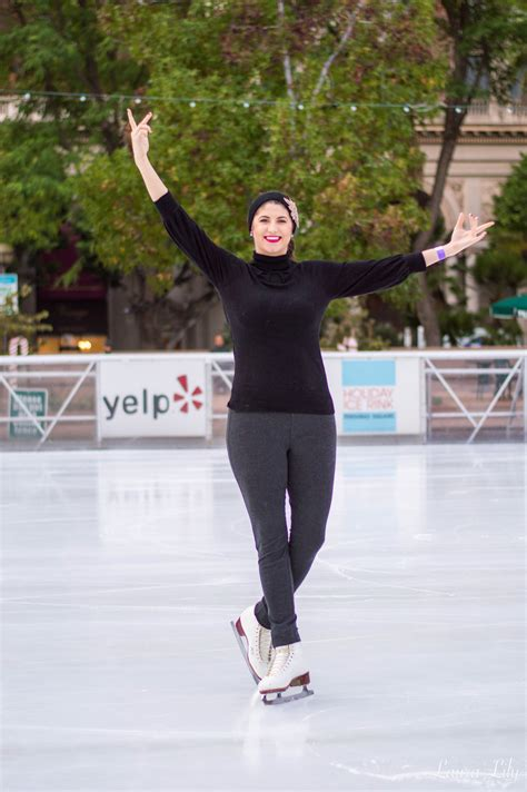 12 Days of Holiday Style Ice Skating   Laura Lily