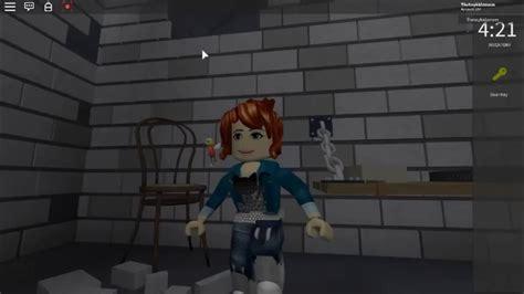 Prison Break Escape Room Alpha 2 Roblox Youtube