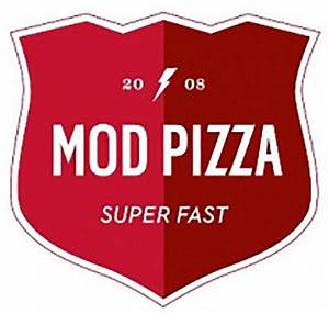 MOD PIZZA - The big new thing in pizza's