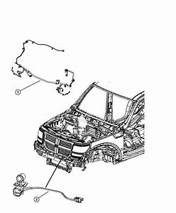 Jeep Liberty Wiring  Fan Motor  Contains Resistor  Kit