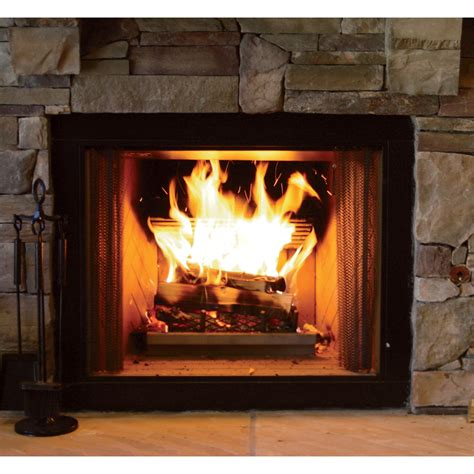 Product Earths Flame Stainless Steel Wood Burning