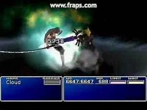 Final Fantasy 7 Cloud Vs Sephiroth YouTube