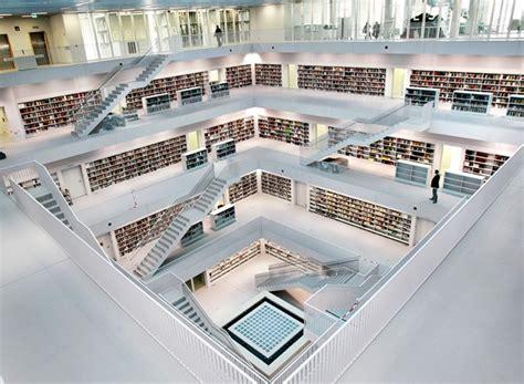 Stuttgart Design Möbel by Stuttgart S Refreshingly New Modern Library