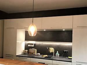 Alternative Fliesenspiegel Küche : als alternative zu fliesen in der k che wurde hier der fliesenspiegel verputzt kalkdesign in ~ Markanthonyermac.com Haus und Dekorationen
