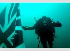 A sacrifice never forgotten Battleship wreck torpedoed by