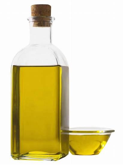 Oil Olive Bottle Clipart Transparent Bottles Glass