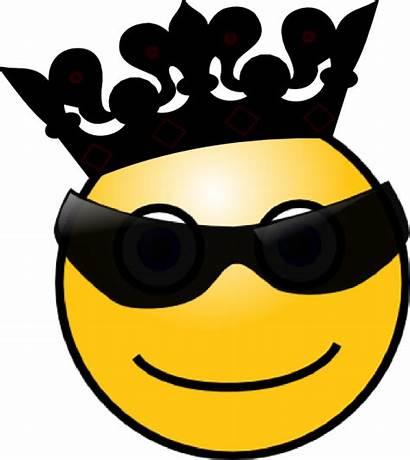 Sun Clip Royal Smiley Face Sunshine Clker