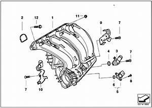 Original Parts For E90 318i N46 Sedan    Engine   Intake