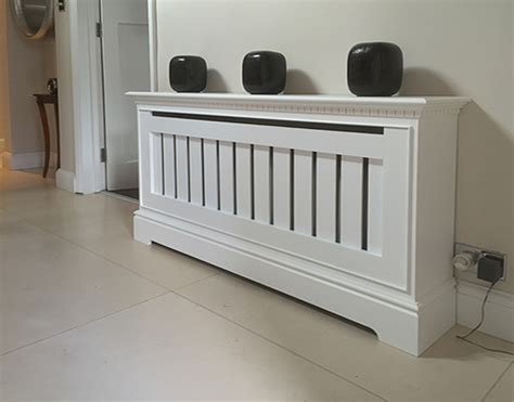 Kitchen Radiator Ideas - oak radiator covers oak radiator cabinets made to measure bespoke fully assembled