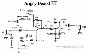 Angry Beard Iii Electric Guitar Effect