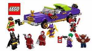 The LEGO Batman Movie Tie In Sets Promo - Nothing But Geek