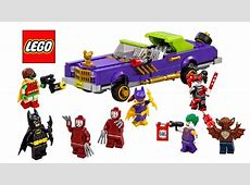 The LEGO Batman Movie Tie In Sets Promo Nothing But Geek