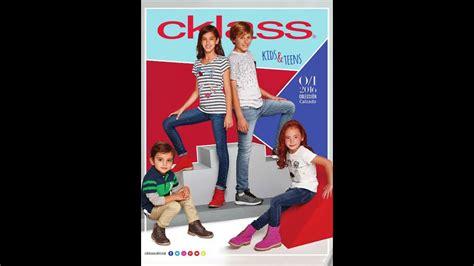 Catálogo Cklass Niños Y Niñas Otoño Invierno 2016