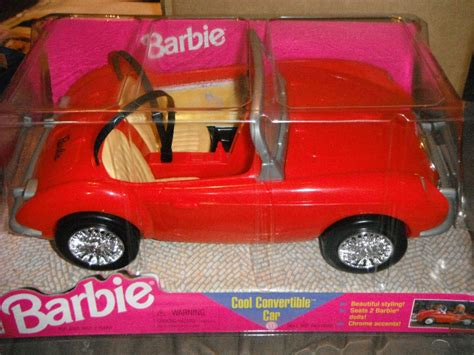 barbie red cars pin by diana dreher brockhurst on my bab 39 s collection