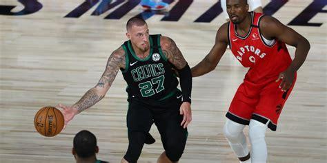 Celtics-Raptors Notebook: Theis, Wanamaker difference ...